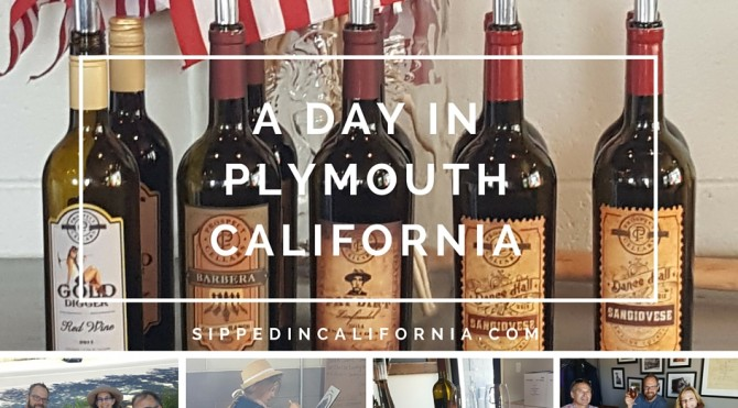 A Day in Plymouth California