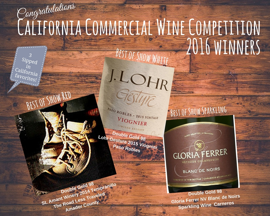 California Commercial Wine Competition