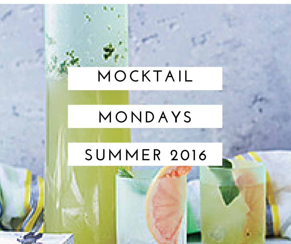 Mocktail Mondays