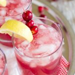 A Holiday Mocktail the Kids will Love