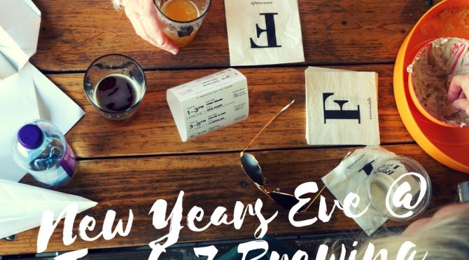 New Years Eve at Track 7 Brewing Company