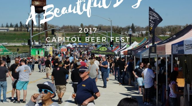 A Beautiful Day for a Beer Fest