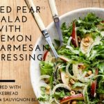 Wine Wednesday Salad & Wine Pairing
