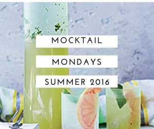 Mocktail Mondays