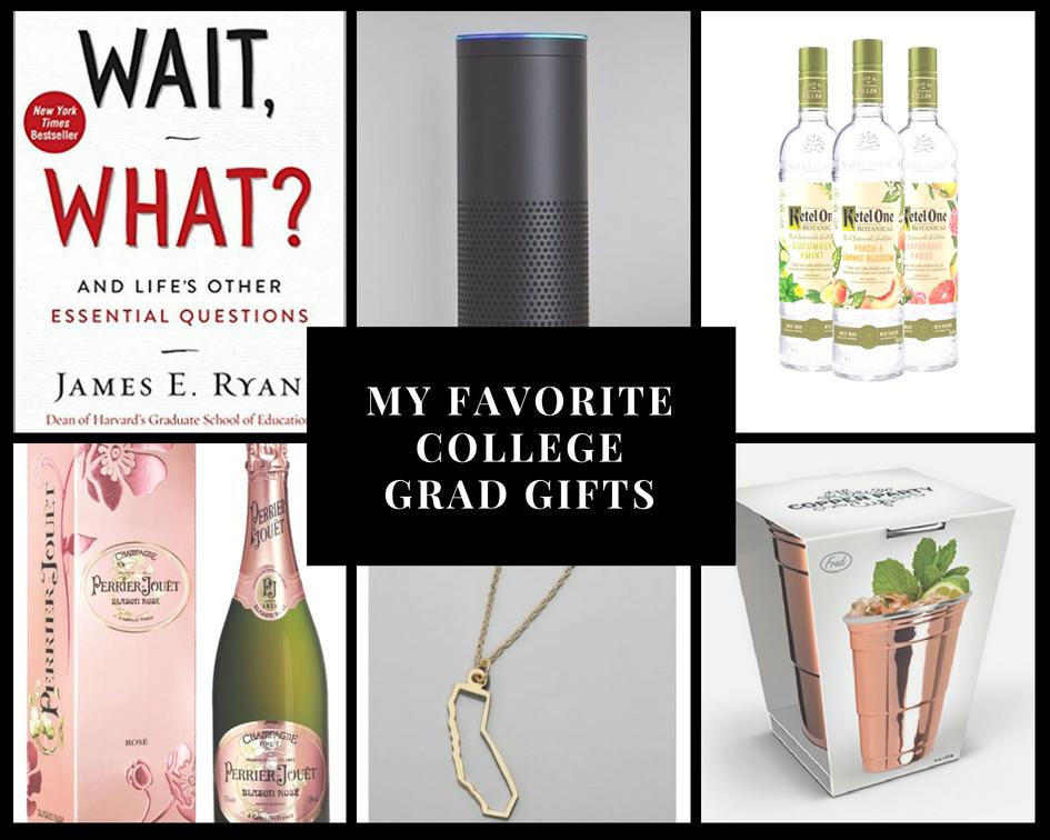 6 great college grad gifts sippedincalifornia